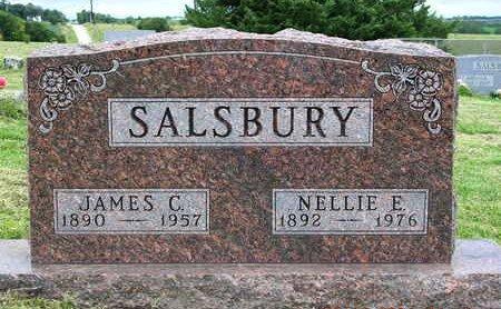 SALSBURY, JAMES C. - Madison County, Iowa | JAMES C. SALSBURY