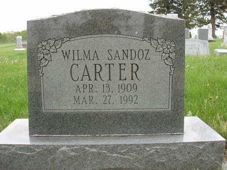 CARTER, WILMA L. - Madison County, Iowa | WILMA L. CARTER