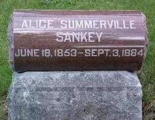 SANKEY, ALICE - Madison County, Iowa | ALICE SANKEY
