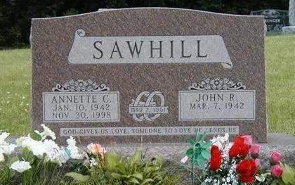 SAWHILL, ANNETTE C. - Madison County, Iowa | ANNETTE C. SAWHILL