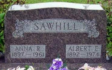 SAWHILL, ANNA RUTH - Madison County, Iowa | ANNA RUTH SAWHILL