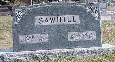 SAWHILL, MARY ETHEL - Madison County, Iowa | MARY ETHEL SAWHILL
