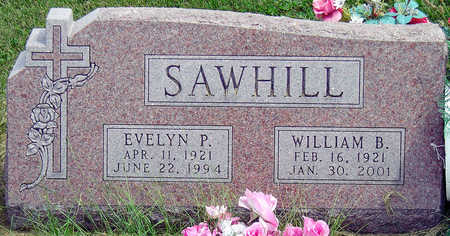 SAWHILL, EVELYN P. - Madison County, Iowa | EVELYN P. SAWHILL