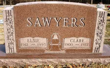 SAWYERS, CLARE - Madison County, Iowa | CLARE SAWYERS