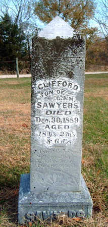 SAWYERS, CLIFFORD - Madison County, Iowa | CLIFFORD SAWYERS