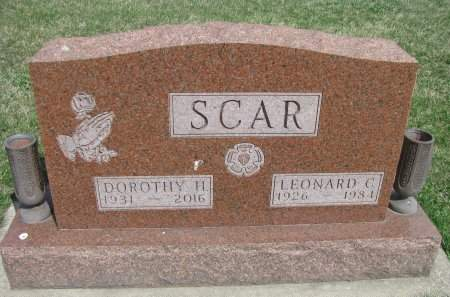 SCAR, DOROTHY HENRIETTA - Madison County, Iowa   DOROTHY HENRIETTA SCAR