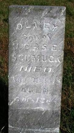 SCHMUCK, OLNEY - Madison County, Iowa | OLNEY SCHMUCK