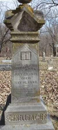 SCHNELLBACHER, JOHN - Madison County, Iowa | JOHN SCHNELLBACHER