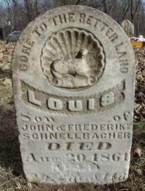 SCHNELLBACHER, LOUIS - Madison County, Iowa | LOUIS SCHNELLBACHER
