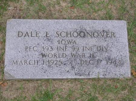 SCHOONOVER, DALE - Madison County, Iowa | DALE SCHOONOVER