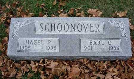 SCHOONOVER, HAZEL PEARL - Madison County, Iowa | HAZEL PEARL SCHOONOVER