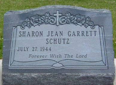 SCHUTZ, SHARON JEAN - Madison County, Iowa | SHARON JEAN SCHUTZ
