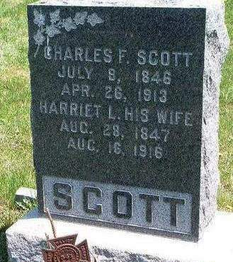 SCOTT, CHARLES FRETHEY - Madison County, Iowa | CHARLES FRETHEY SCOTT