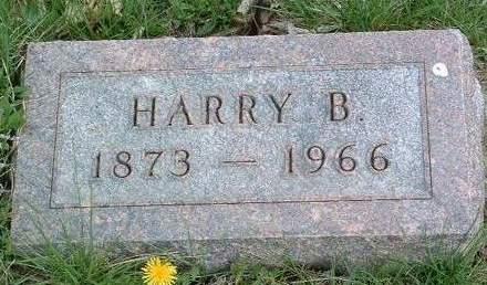 SCOTT, HARRY BARNES - Madison County, Iowa | HARRY BARNES SCOTT