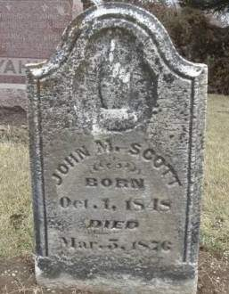 SCOTT, JOHN M. - Madison County, Iowa | JOHN M. SCOTT