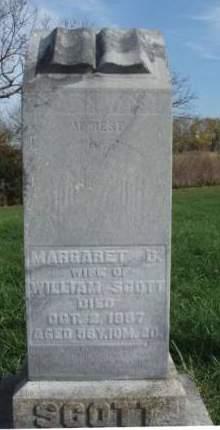 SCOTT, MARGARET D. - Madison County, Iowa | MARGARET D. SCOTT