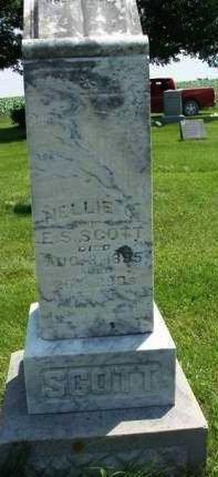 SCOTT, NELLIE G. - Madison County, Iowa   NELLIE G. SCOTT
