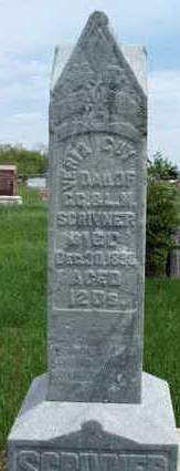 SCRIVNER, VERIA GAYE - Madison County, Iowa   VERIA GAYE SCRIVNER