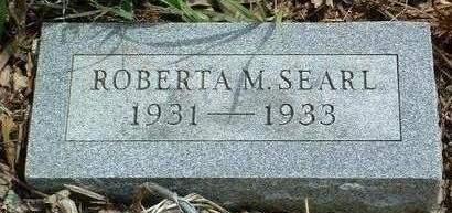 SEARL, ROBERTA MAY - Madison County, Iowa   ROBERTA MAY SEARL