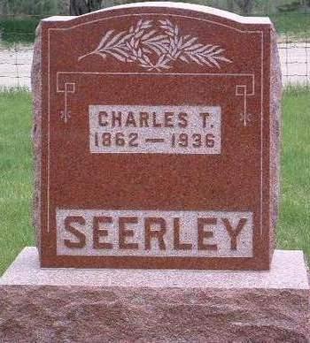 SEERLEY, CHARLES T. - Madison County, Iowa | CHARLES T. SEERLEY