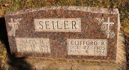 SEILER, CLIFFORD RUSSELL - Madison County, Iowa | CLIFFORD RUSSELL SEILER