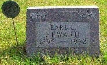 SEWARD, EARL JOEL - Madison County, Iowa   EARL JOEL SEWARD