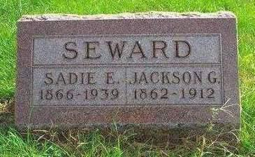 SEWARD, SARAH EVELYN