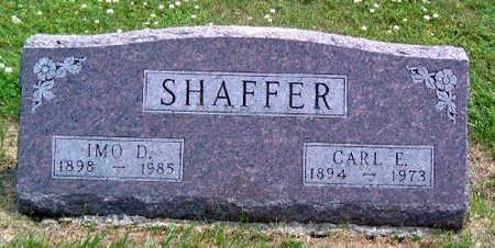 SHAFFER, IMO DELL - Madison County, Iowa | IMO DELL SHAFFER