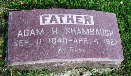 SHAMBAUGH, ADAM HETZLER - Madison County, Iowa | ADAM HETZLER SHAMBAUGH