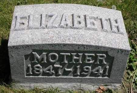 SHAMBAUGH, HANNAH ELIZABETH - Madison County, Iowa   HANNAH ELIZABETH SHAMBAUGH