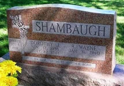 SHAMBAUGH, R. WAYNE - Madison County, Iowa | R. WAYNE SHAMBAUGH