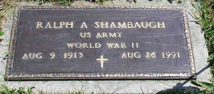 SHAMBAUGH, RALPH ADAM - Madison County, Iowa | RALPH ADAM SHAMBAUGH
