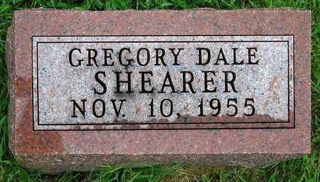 SHEARER, GREGORY DALE - Madison County, Iowa | GREGORY DALE SHEARER
