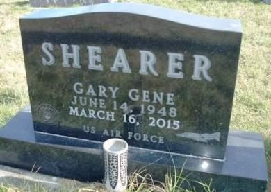 SHEARER, GARY GENE - Madison County, Iowa   GARY GENE SHEARER