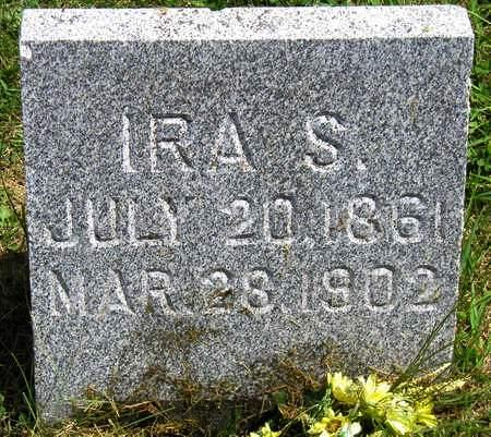 SHEARER, IRA S. - Madison County, Iowa   IRA S. SHEARER