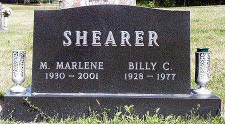 SHEARER, MARY MARLENE - Madison County, Iowa | MARY MARLENE SHEARER