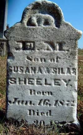 SHEELEY, E. M. - Madison County, Iowa   E. M. SHEELEY