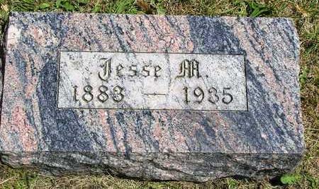 SHEETS, JESSE MARTIN - Madison County, Iowa | JESSE MARTIN SHEETS