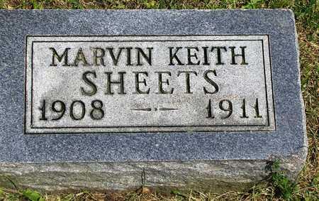 SHEETS, MARVIN KEITH - Madison County, Iowa | MARVIN KEITH SHEETS