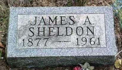 SHELDON, JAMES ALVIN - Madison County, Iowa | JAMES ALVIN SHELDON