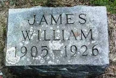 SHELDON, JAMES WILLIAM - Madison County, Iowa | JAMES WILLIAM SHELDON