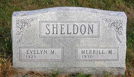 SHELDON, MERRILL MARTIN - Madison County, Iowa | MERRILL MARTIN SHELDON