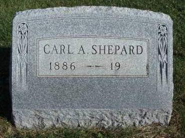 SHEPARD, CARL ALBERT - Madison County, Iowa | CARL ALBERT SHEPARD