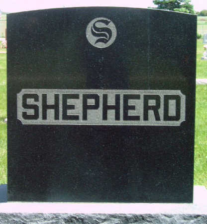 SHEHERD, FAMILY STONE - Madison County, Iowa | FAMILY STONE SHEHERD