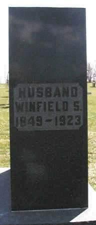 SHEPHERD, WINFIELD SCOTT - Madison County, Iowa | WINFIELD SCOTT SHEPHERD