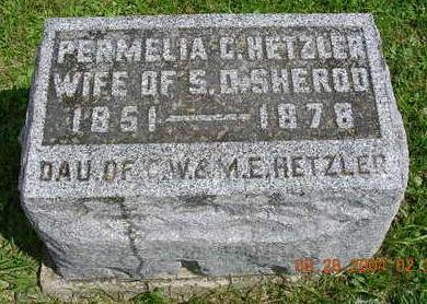 SHEROD, PERMELIA C.