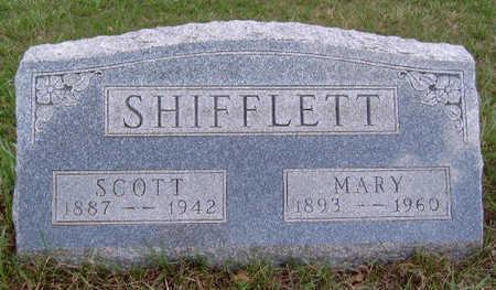 SHIFFLETT, MARY ELIZABETH - Madison County, Iowa | MARY ELIZABETH SHIFFLETT