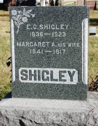 SHIGLEY, MARGARET AMANDA - Madison County, Iowa | MARGARET AMANDA SHIGLEY