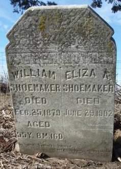 SHOEMAKER, WILLIAM - Madison County, Iowa | WILLIAM SHOEMAKER