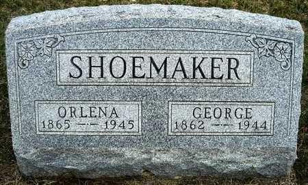 SHOEMAKER, CLARISSA ORLENA - Madison County, Iowa | CLARISSA ORLENA SHOEMAKER